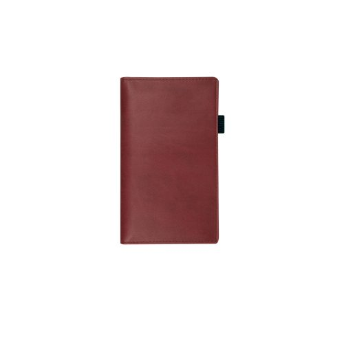 Red Tucson Wallet 2019 Refillable Diary - P4-25-482