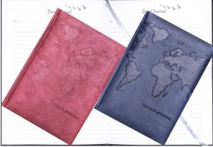 Castelli A5 Travel Journal