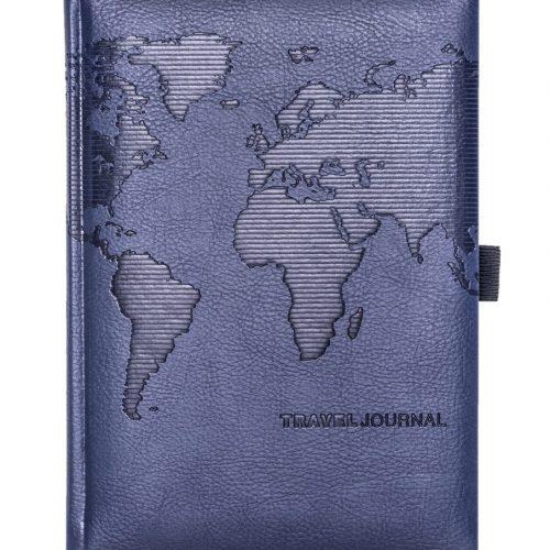 Castelli Travel Journal - Blue