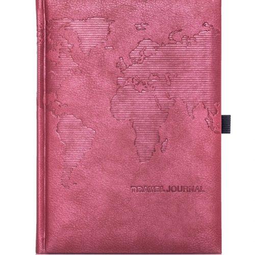 Castelli Travel Journal - Red
