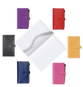 Arles Pocket Refillable Notebooks