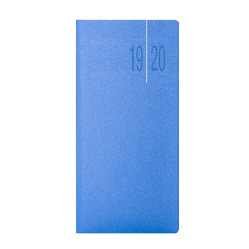 2020_Academic Matra Pocket Weekly Sky Blue