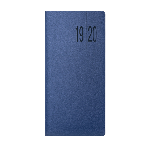 2020_ Academic Matra Pocket Weekly Blue