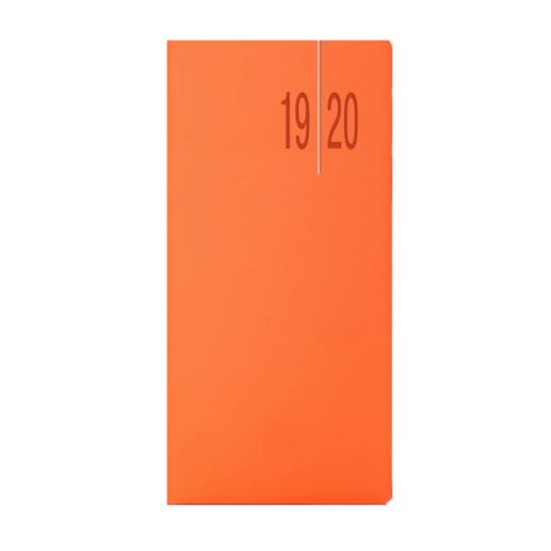 2020_U65-04-571_C Academic Matra Pocket Weekly Orange