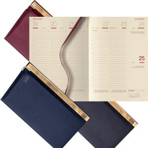 2020 Diaries Colombia Deluxe - Pocket, A5, Desktop
