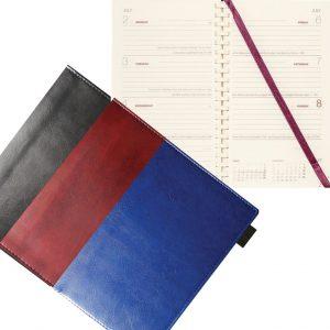 2020 Diaries -Nebraska Wallet Refillable- Portrait View