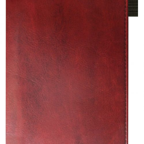 2020 Nebraska Wallet Burgandy P4-A6-276