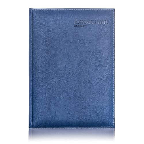 2020 Restaurant Diary Blue U07-24-390