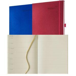 2020 Diaries Ivory Matra Large (Quarto)