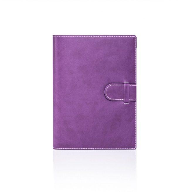 20200108_Castelli Arles A5 Notebook Purple