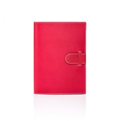 20200108_Castelli Arles A5 Notebook Red