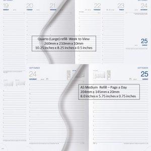 Arles 2021 Diary Refills