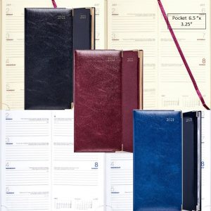 Colombia De Luxe 2021 Pocket Diaries