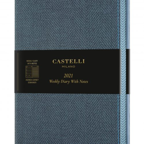 2021 A5 Medium Weekly Diary with Notes Harris Slate Blue - QM3_D9_389_8051166574302.MAIN