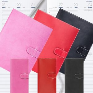 2021 Refillable Diary and Notebook Gift Sets