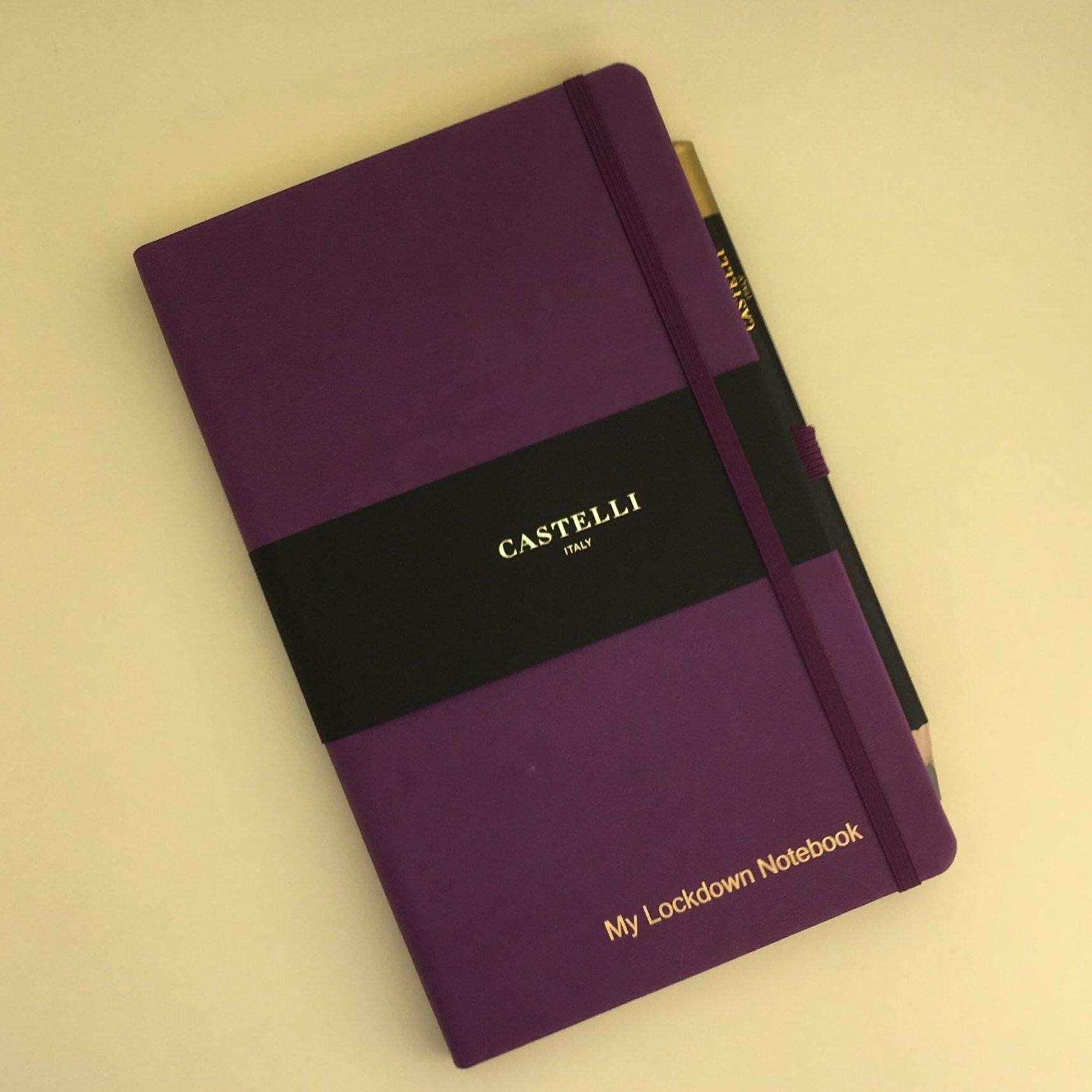 Special Edition - My Lockdown Castelli Notebook