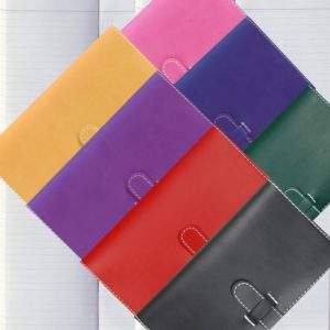 Arles Pocket Refillable Notebooks
